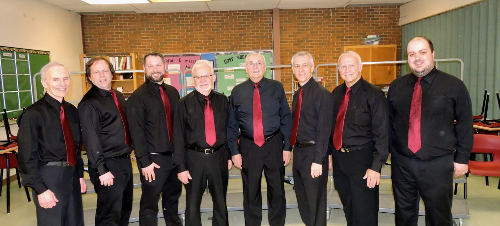 Halifax Harmonizers Community of Quartets